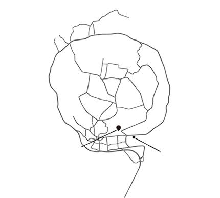 アクセスマップ 古宇利島